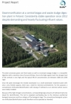 Project report on a deammonification at a central biogas and sewage sludge plant published.